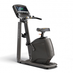 Matrix Fitness  U50 Upright Cycle with XIR Console