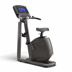 Matrix Fitness U50 Upright Cycle with XR Console