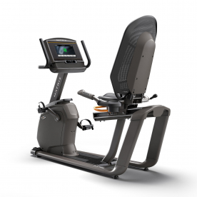 Matrix Fitness  R50 Recumbent Cycle with XER Console