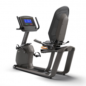 Matrix Fitness  R50 Recumbent Cycle with XR Console