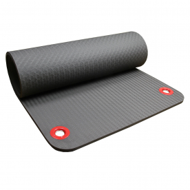 Pilates-MAD Align Pilates Studio Mat 10mm with Eyelets