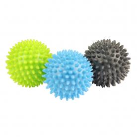 Fitness-MAD Spikey Massage Ball Set