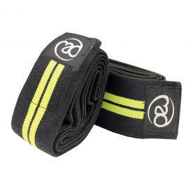 Fitness-MAD Weight Lifting Knee Support Wraps