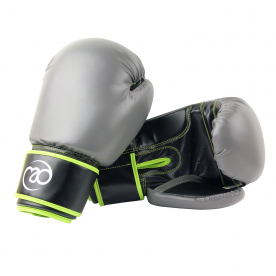 Boxing-Mad Synthetic Leather Sparring Gloves 12oz