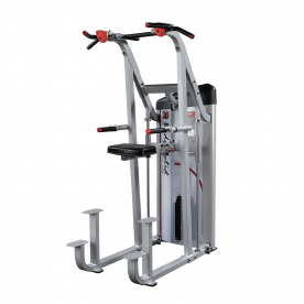 Body-Solid Pro Club Line Series II Assisted Chin & Dip Machine (235lbs)