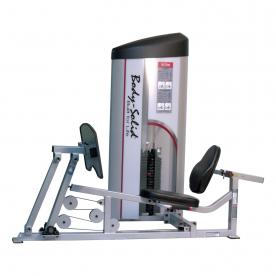 Body-Solid Pro Club Line Series II Leg Press & Calf Press (210lbs)