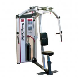 Body-Solid Pro Club Line Series II Pec Fly & Rear Delt Machine (160lbs)