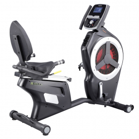 Impetus IR 6500am Air Magnetic Recumbent Cycle