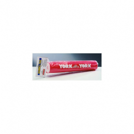 York Standard Barbell Pad (RED) (1 Inch)