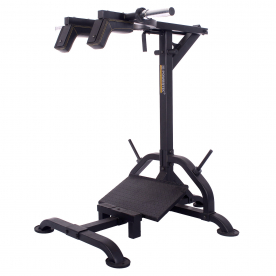 Powertec Levergym Squat Calf Machine