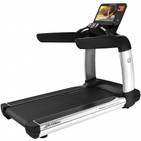 Life Fitness Life Fitness Platinum Club Series Treadmill SE3HD Console (Diamond White)