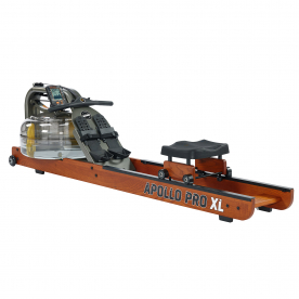 FluidRower Apollo Pro XL Full Commercial Fluid Rower (Adjustable Resistance)