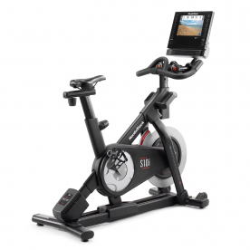 NordicTrack Commercial S10i Studio Bike (12 Month Family iFIT Coach Subscription Included)