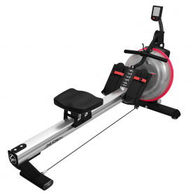 Life Fitness Row GX Rower with Heart Rate Kit