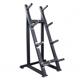 Body-Solid Full Commercial Plate Stand