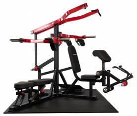 Body Power Multi-Station Leverage Gym