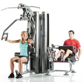 TuffStuff Apollo 7200 2-station Multi-Gym Package 2