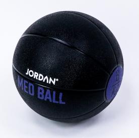 Jordan Fitness 6kg Medicine Ball - Black/Purple