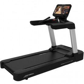 Life Fitness Integrity SSE3HD Treadmill WIFI - Arctic Silver