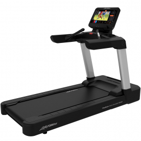 Life Fitness Integrity SST Treadmill WIFI - Artic Silver