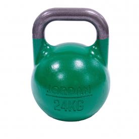 Jordan Fitness 24kg Competition Kettlebell - Green