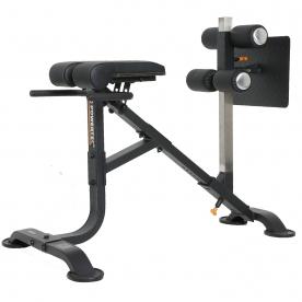 Powertec Dual Hyperextension / Roman Chair