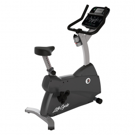 Life Fitness C1 Upright Cycle with Track Connect Console - Northampton Ex-Display Model