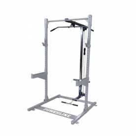 Powerline Half Rack 500 Lat Attachment