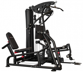 Body Power Pro-Home Gym with Leg Press Attachment
