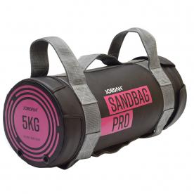 Jordan Fitness 5kg Sandbag Pro (Pink)