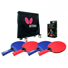 Butterfly Outdoor Pack 2 (4 Player Set)