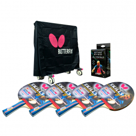 Butterfly Outdoor Pack 4 (2 Player Set)