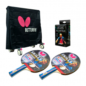 Butterfly Indoor Pack 4 (2 Player Set)