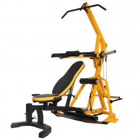 Powertec Workbench LeverGym (Yellow)