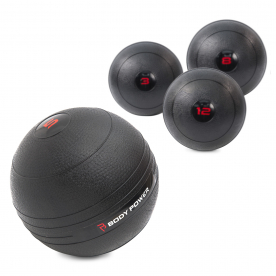 Body Power 15Kg Slam Ball - Boxed Ex-Display Model (Collection Only)