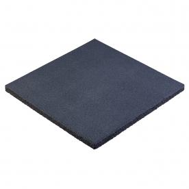 Jordan Fitness Activ Flooring 30mm Grey Tile (50cm x 50cm)