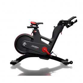 Life Fitness IC7 Group Exercise Bike Powered by ICG - Black
