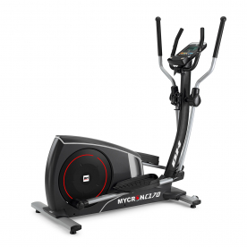 BH Fitness MYCRON C170 Cross Trainer with I-Concept Technology - Northampton Ex-Display Model (Click and Collect Only)