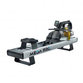 FluidRower Mega Pro XL Full Commercial Fluid Rower (Adjustable Resistance)