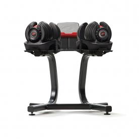Bowflex 2-24 Kg Bowflex SelectTech 552i Dumbbells (Pair) & SelectTech Dumbbell Stand