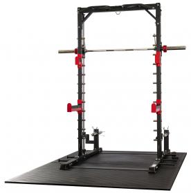 Body Power Smith Half Rack