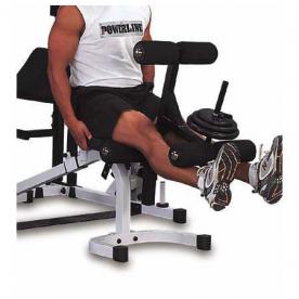 Powerline Leg Developer (4 roller)