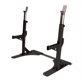 Jordan Fitness Premium Heavy Duty Squat Stand - Black