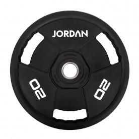 Jordan Fitness 20kg Classic Urethane Olympic Disc (x1)