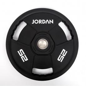 Jordan Fitness 25kg Classic Urethane Olympic Disc (x1)