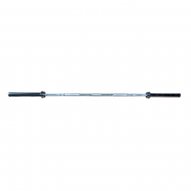 York 7' Men's Elite Olympic Power Bar 20kg (29mm)