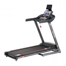 Body Power Sprint T300 Folding Treadmill with Tablet Holder