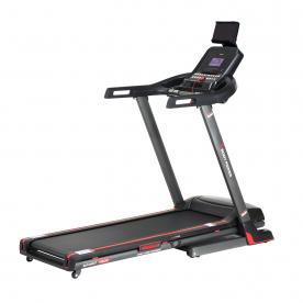 Body Power Sprint T500 Folding Treadmill with Tablet Holder