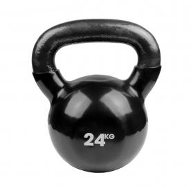 Fitness-MAD 24kg Kettbell - Black