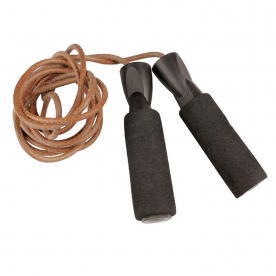 Leather Weighted Rope ***